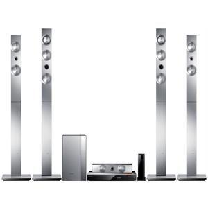 Samsung Ht-F9750W/Tk 7.1 3D Blu-Ray Ev Sinema Sistemi