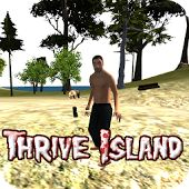 Thrive Island is open world, sandbox survival game where your objective is to survive & thrive in this hostile environment. Hunt, explore & craft to survive! Use your building, exploration, crafting,  battling & survival skills to stay alive at all cost. You're stranded on a lost island & to your horror you've no idea how you got there. It feels like the apocalypse. Explore vast island & forest, & salvage anything that may help you survive before night comes!