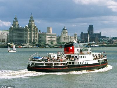 Ferry Cross The Mersey....