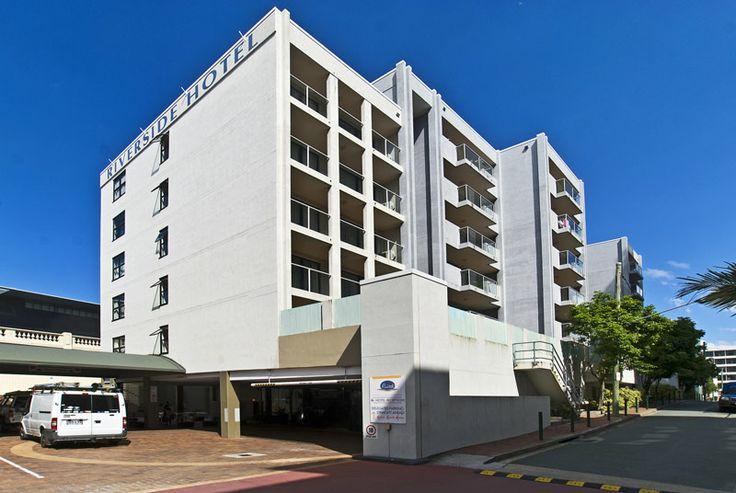 Riverside Hotel Brisbane Exterior