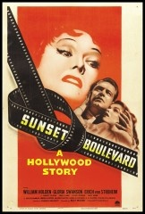 Sunset Blvd. (1950), directed by Billy Wilder