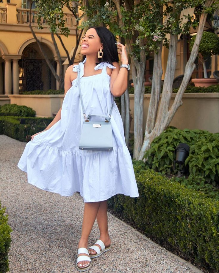 "Zinziswa Mayekiso on Instagram ""Flower Child💎 Dress"