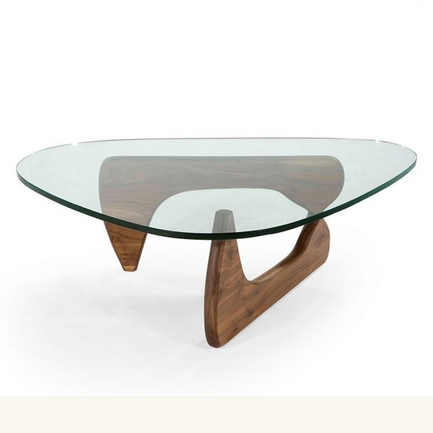 Noguchi Coffee Table American Walnut