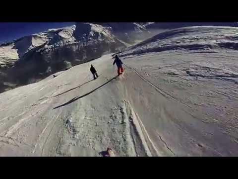 Ein Ski-Wochenende in Elm