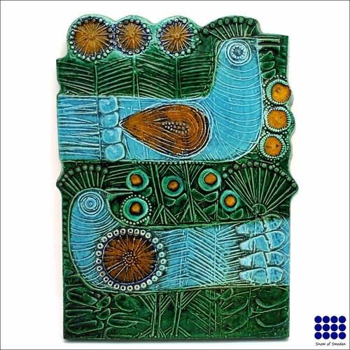 I Love this Lisa Larson tile!