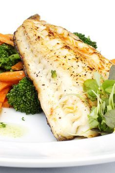 White Fish In Herbed Butter Recipe