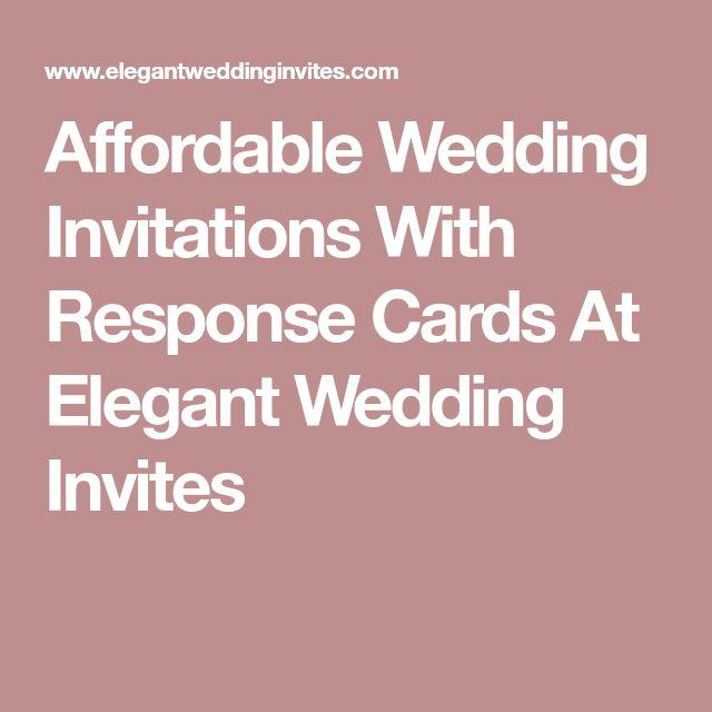 Inexpensive Wedding Invitation Ideas: Best 25+ Inexpensive Wedding Invitations Ideas On