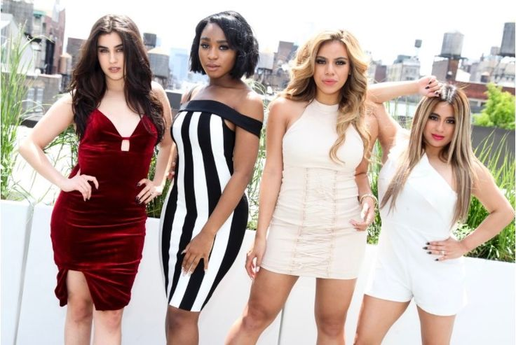 Fifth Harmony at Tumblr Headquarters