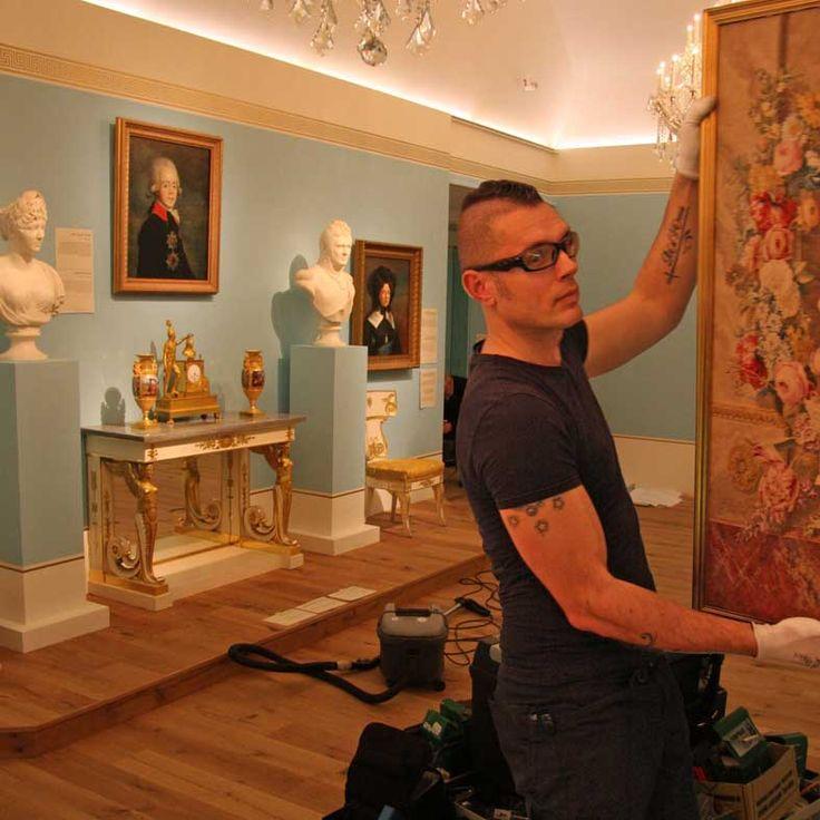 "Museuminrichting:  ""Napoleon"" - Hermitage Amsterdam"