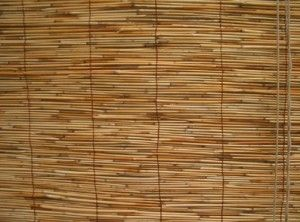 matchstick blinds bamboo roman shades