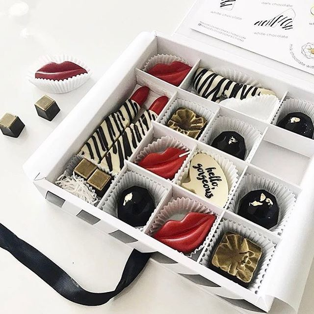 Gourmet Chocolate Gift Boxes & Luxury Confections