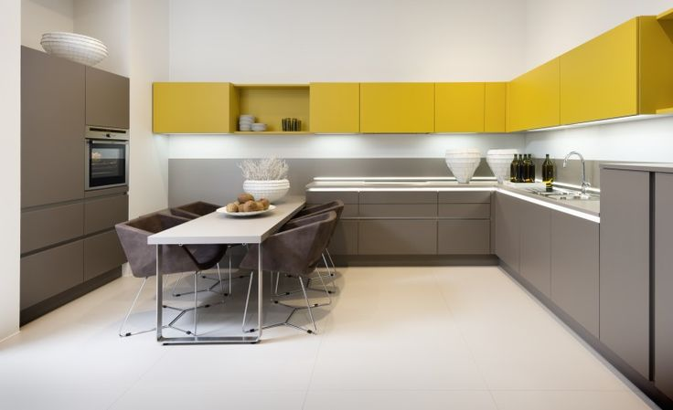 nolte kitchen - Поиск в Google Nolte Pinterest Kitchens - haecker lack matt schwarz