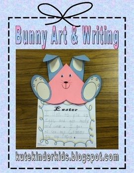 Easter writing mimimendez