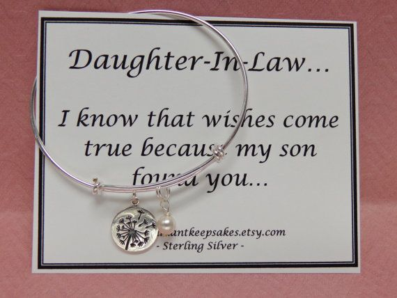 Wedding Gifts For My Son And Daughter In Law : 6ac3b50e27e29840a12c31fa46611887--daughter-in-law-future-daughter.jpg