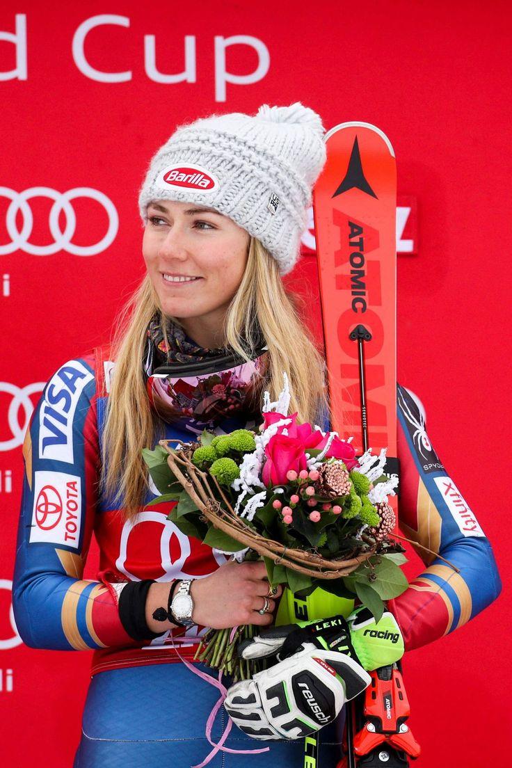 Mikaela Shiffrin #MikaelaShiffrin at Alpine Skiing http://ift.tt/2DvEwmW