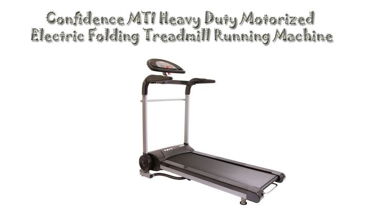 Confidence MTI Treadmill Review