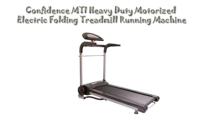 Confidence MTI Treadmill Review