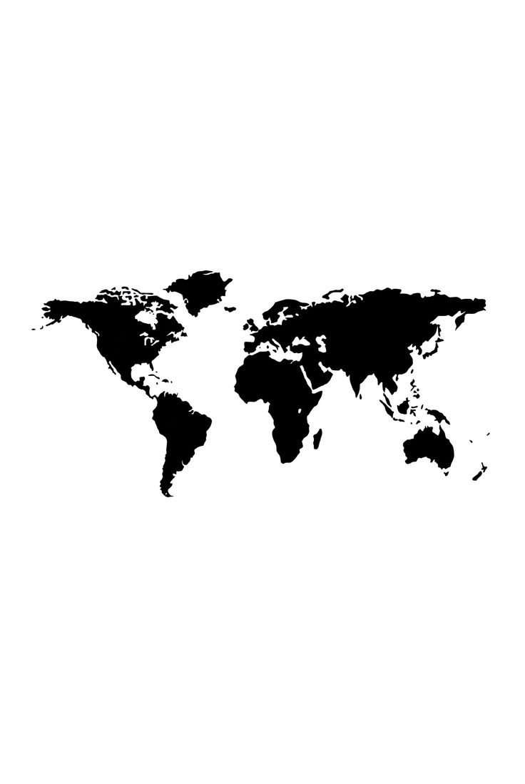 11 best world map typography images on pinterest canvas prints world map black wall mural photo wallpaper photowall