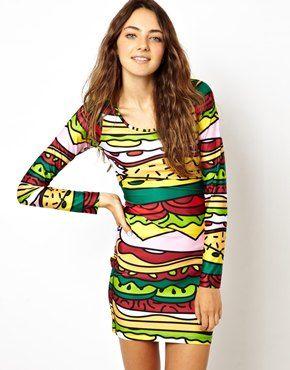 Изображение 1 из Облегающее платье Lazy Oaf Load Of Baloney