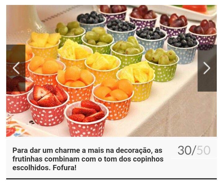 Frutas arco-íris