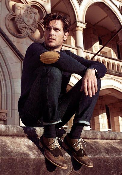 Imma gunnu need yo shoes... and your sweater