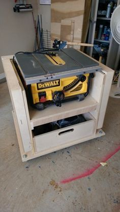 Best 25 Table Saw Stand Ideas On Pinterest Table Saw