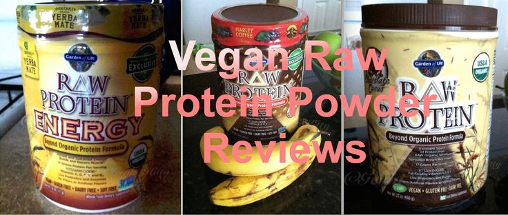 Raw Protein Powder Review and Comparison