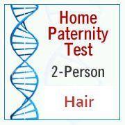 Hair DNA Paternity Testing Kit