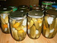 Znojemské uhorky  (fotorecept)