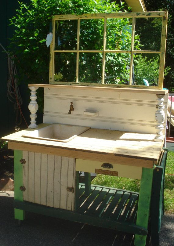 Outdoor Sink Cabinet Plans Woodworking Projects Amp Plans