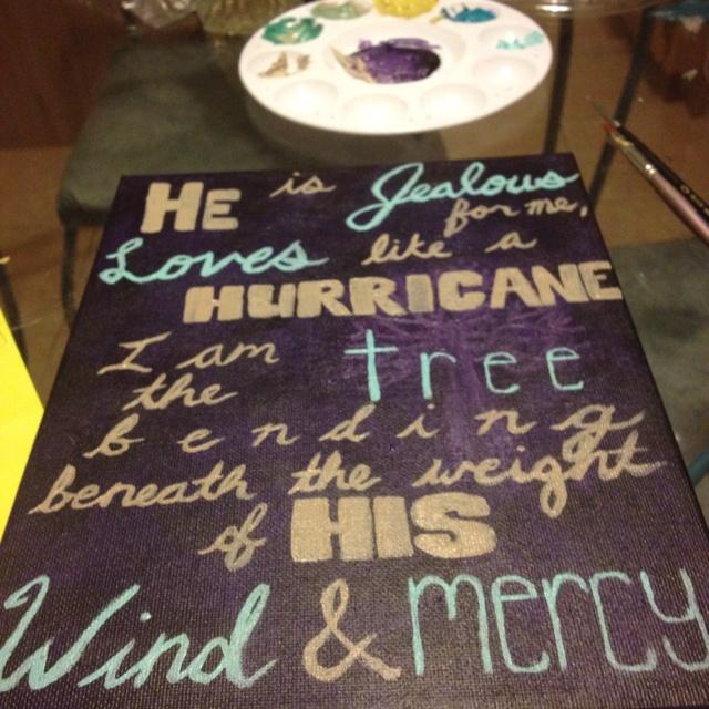 I love this song :) so I painted it!: Favorite Music, Best Songs, Favorite Things, Gifts Crafts Ideas, Favorite Quotes, Lyrics, Worship Songs, Fun Fun, Favorite Worship