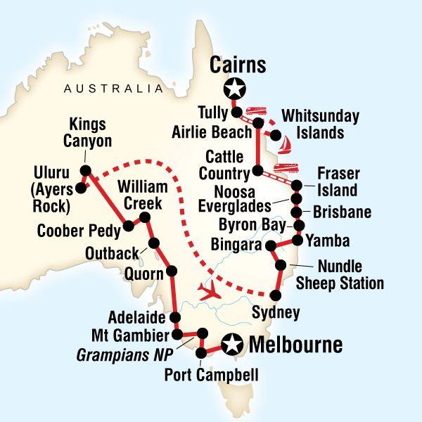 Complete Australia