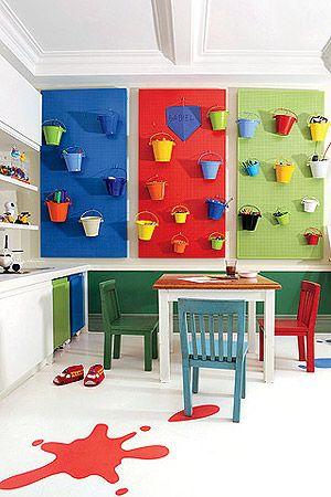 curti!: Crafts Rooms, Plays Rooms, Decoration, Ink, Rooms Ideas, Vivian Pazian, Art Rooms, Arquiteta Vivian, Kids Rooms