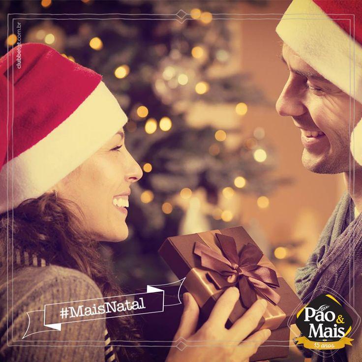 Nós da Pão&Mais desejamos a todos um Natal de muitas alegrias, prosperidade, amor, saúde e paz. Neste mês completamos 15 anos e gostaríamos de agradecer a todos com imenso carinho. Sem vocês, nada disso teria sentido. #MaisNatal #FelizNatal #PãoeMais