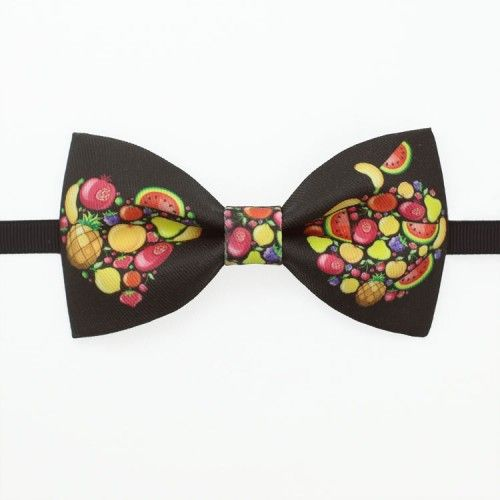 Assorted fruit bow tie bow tie gift tide
