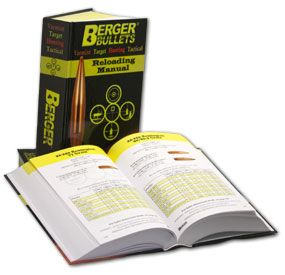 Berger Bullets Reloading Manual. This 829 page manual  http://www.bergerbullets.com/products/loading-manual/