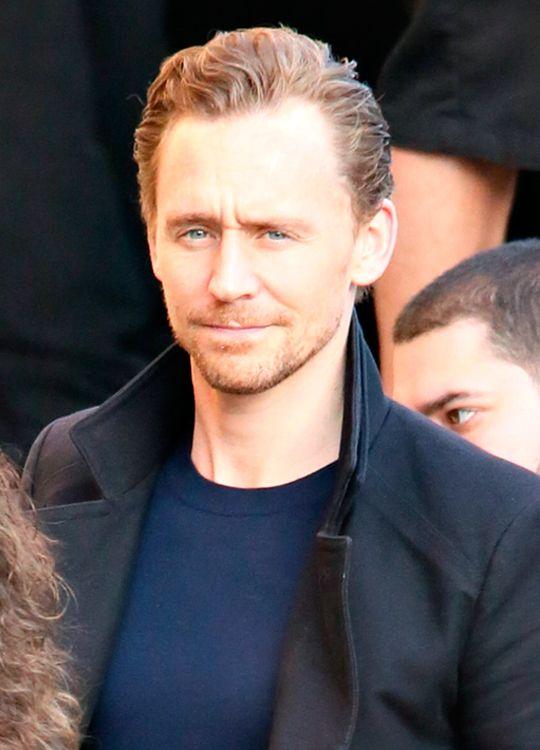 Tom Hiddleston in JImmy Kimmel show, November 2016