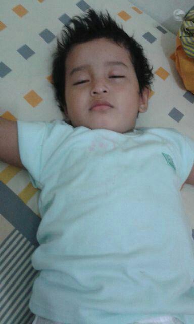 Good night my boy....