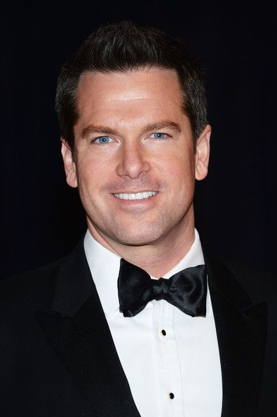 Thomas Roberts - American news anchor, best known for his show on MSNBC