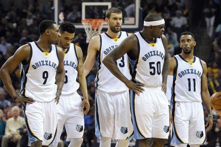 Memphis Grizzlies 2015-16 NBA Schedule