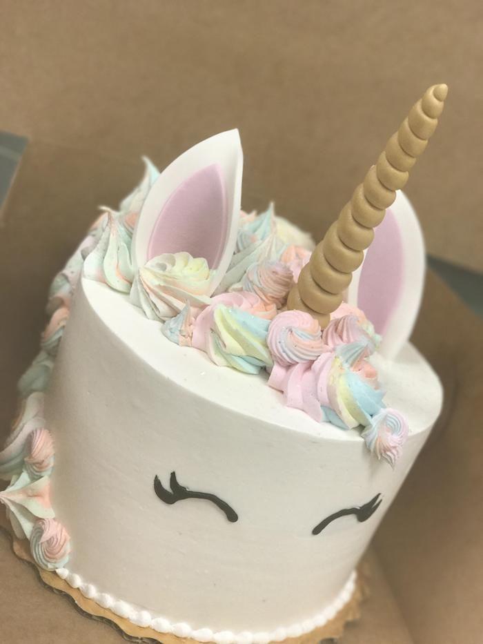 1001 Ideen Zum Thema Einhorn Torte Fur Kleine Kinder Kuchen Torte Ohne Backen Und Dessert Ideen