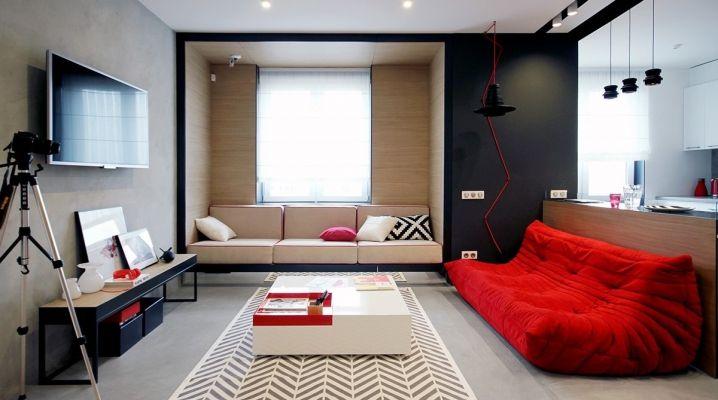 D corer un appartement avec des couleurs primaires gaby - Decorer un appartement ...