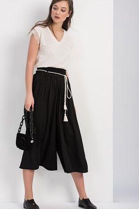 Oxxo Kadın Siyah Pantolon    Kadın Siyah Pantolon Oxxo Kadın                        http://www.1001stil.com/urun/5468536/oxxo-kadin-siyah-pantolon.html?utm_campaign=Trendyol&utm_source=pinterest
