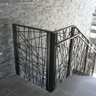 Handrail Alternative Houzz Escaleras Staircase Design