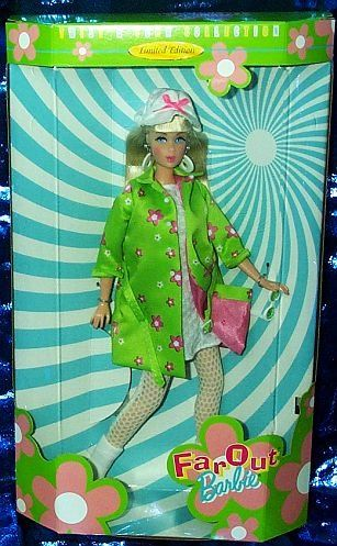 """""""Far Out Barbie Twist'N Turn Collection"""