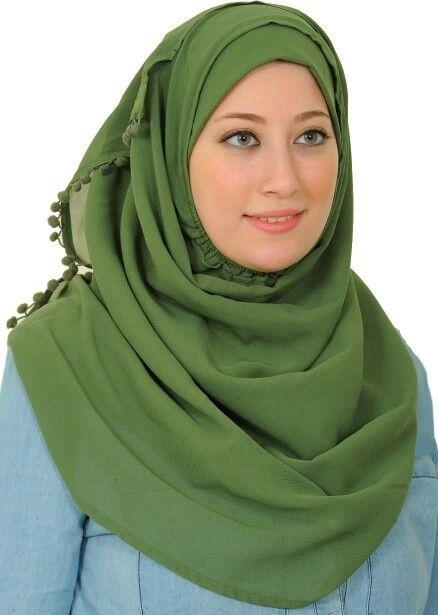 Bokitta pull on hijab