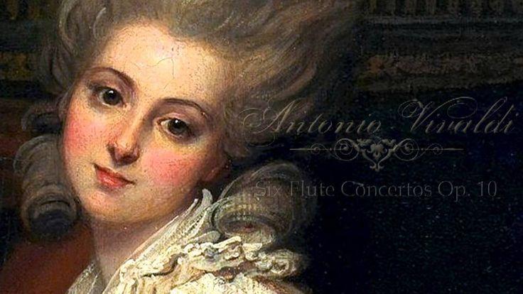 A. VIVALDI, Six Flute Concertos Op.10, Academy of Ancient Music