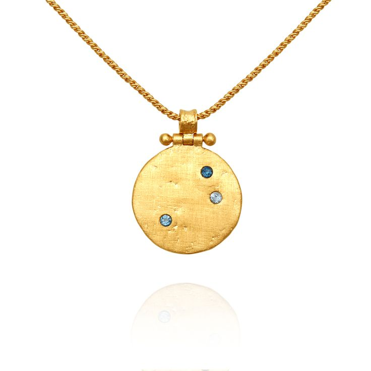 TEMPLE OF THE SUN JEWELLERY BYRON BAY - Agni necklace Gold , $179.00 (http://www.templeofthesun.com.au/agni-necklace-gold/)