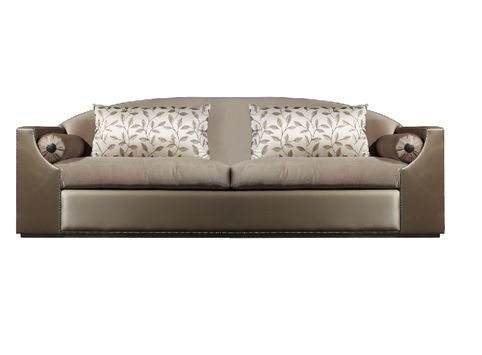 Luxury hand crafted sofa
