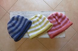 Ravelry: sofiecat's Striped beanies